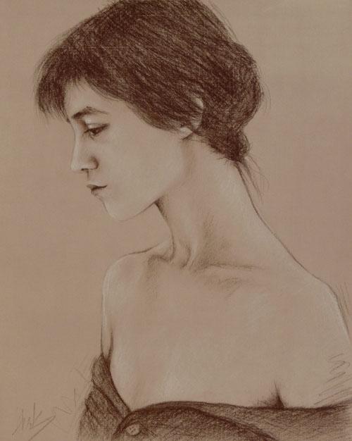 Charlotte Gainsbourg por isaM